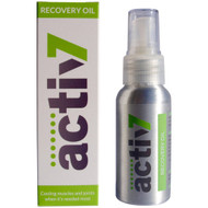 Activ7 Recovery Oil Natural Muscle Preparation Recovery and Maintenance - www.BattleBoxUk.com