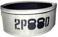 "2POOD ""Three White Lights Straight Belt (w/ WODclamp) www.BattleBoxUk.com"