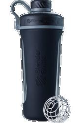 BLENDER BOTTLE®   RADIAN GLASS   BLACK   28OZ / 820ML WWW.BATTLEBOXUK.COM