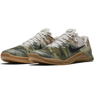 NIKE METCON 4 - MEN'S OLIVE CANVAS / WHITE-GUM MED BROWN  www.battleboxuk.com