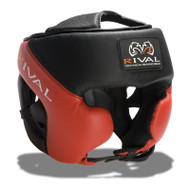Rival Boxing RHG PRO BK/RD Boxing Headgear