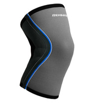 Rehband Compressing Knee Support 5mm Neoprene 7751 Grey