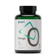 Puori PurePharma O3 Ultra Pure Fish Oil Omega 3 Pure Pharma  - www.BattleBoxUk.com