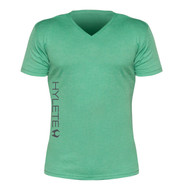 Hylete Cross-Training performance 2.0 tee (Vintage Green/Gun Metal)