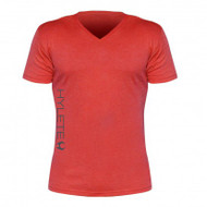 Hylete Cross-Training performance 2.0 tee (Vintage Red/Gun Metal)