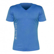 Hylete tri performance 2.0 tee (Vintage Royal/Gun Metal)