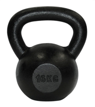 CrossTrainingUK - DBS Fitness Cast Iron Kettlebell
