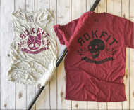 RokFit Deadlift Squad T-Shirt  www.battleboxuk.com