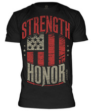 RokFit Strength and Honor T-Shirt