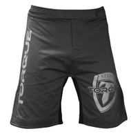 TORQUE CHARCOAL IMPACT CROSS TRAINING MMA SHORTS
