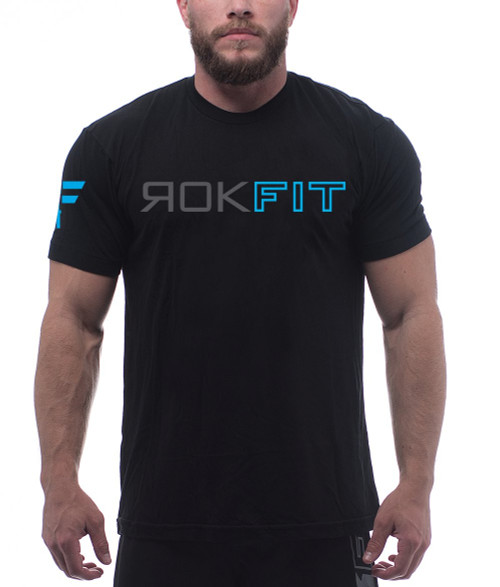 RokFit 'The Staple' Logo Shirt www.battleboxuk.com