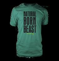 StrongerX The Beast T-Shirt Evergreen
