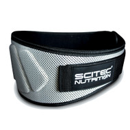 "CrossTrainingUK - SCITEC NUTRITION ""EXTRA SUPPORT"" WEIGHTLIFTING BELT"