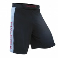 Hylete Compete Cross-Training Shorts 1.0 (Black/Shocking Red)