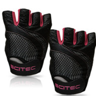SciTec Nutrition WeightLifting Gloves Pink Style