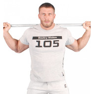 KLOKOV 105  WINNER T-SHIRT GREY