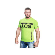 KLOKOV 105  WINNER T-SHIRT NEO GREEN