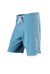 VIRUS Airflex 4-Way Stretch Training Shorts Blue with Whie
