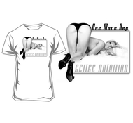 "SCITEC NUTRITION ""ONE MORE REP"" T-SHIRT"