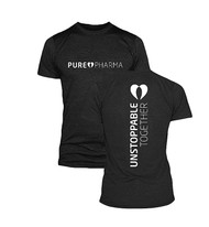 PurePharma UNSTOPPABLE TOGETHER Womens T-SHIRT