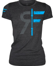 RokFit Logo T-Shirt Women