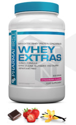 PHARMA FIRST NUTRITION WHEY EXTRAS 900g
