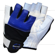 CrossTrainingUK - SciTec Nutrition WeightLifting Gloves Blue Style