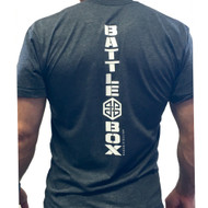 Battle Box Logo Edition T-Shirt + Shaker www.battleboxuk.com crossfit rogue