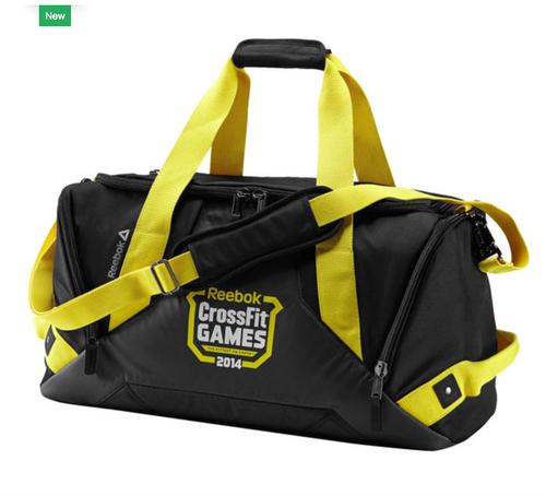 CROSSFIT GAMES 2014 GRIP BAG Black (S13880)