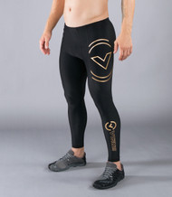 VIRUS Men's Energy Series Bioceramic Compression Tech Pants (Au9)  www.battleboxuk.com
