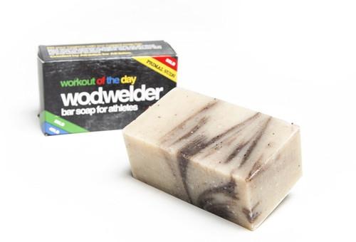 W.O.D. Welder Paleo Bar Soap Rogue Crossfit