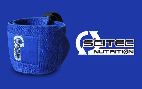 Scitec Nutrition WOD Crusher Heavy Duty Oly Wrist Wraps Crossfit Rogue Reebok