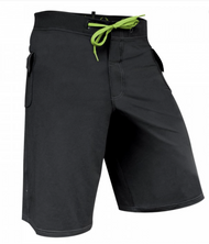 Hyalite cross-training short 1.0 (Black/Neon Green) reebok crossfit