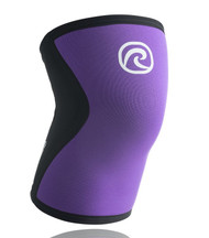 Rehband 7751W Purple Women's Knee Support - Camille Series Crossfit www.BattleBoxUk.com