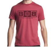 Battle Box Logo Pale Red T-shirt