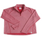 VIVIMOSS CASUAL ZIP TOP PALE RED