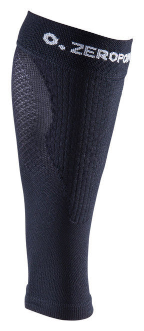 ZERO POINT COMPRESSION PERFORMANCE CALF SLEEVES OX BLACK - BattleBoxUK.com