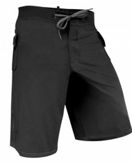 HYLETE CROSS-TRAINING SHORTS 1.0 (Black/Gun Metal)