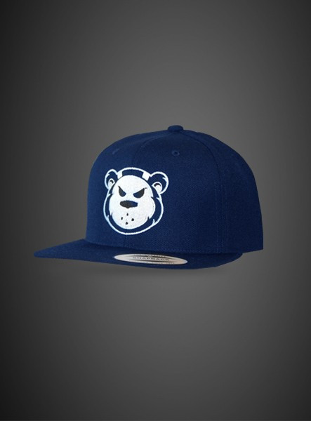 """Killer"" Cub Swanson Snap Back Hat Blue BJJ UFC VIRUS"