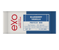 EXO CRICKET PROTEIN 100% PALEO BLUEBERRY VANILLA BOX