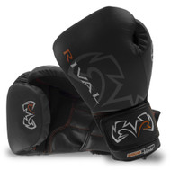 CrossTrainingUK - Rival Boxing RS1OV-OPTIMA Velcro Sparring Gloves Black