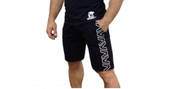 KLOKOV WINNER TRAINING SHORTS NAVY BLUE