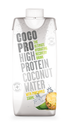 CocoPro Pineapple - 20g Protein + Coconut Water