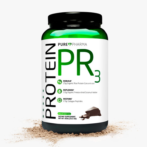 BattleBoxUK.com - PurePharma PR3. Protein is not enough.PR3 OFFERS MORE.