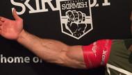 BattleBoxUk.com - Muscle Floss X-Heavy Red