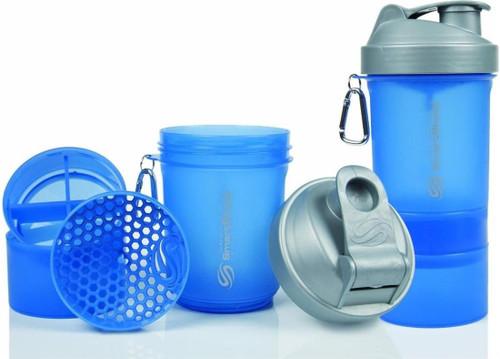 www.battleboxuk.com - SmartShake Mettallic Blue Silver Limited Edition