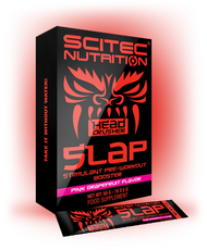 Scitec Nutrition SLAP Stimulant pre-workout booster