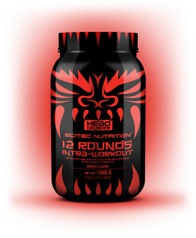 Scitec Nutrition 12 ROUNDS INTRA-WORKOUT Advanced carb, electrolyte, fluid replacement intra - workout formula