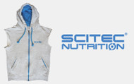 Scitec sleeveless hoody