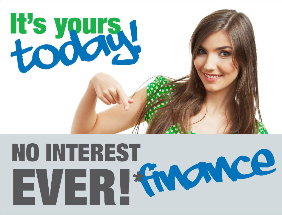No-Interest Finance Forever